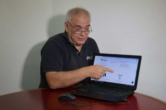 El municipio puso a disposición información del Programa Antenas Amigables