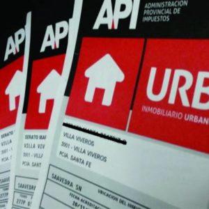 Aforos de inmobiliarios urbanos
