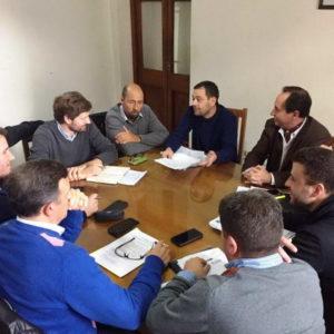 Nueva reunión de la mesa de transición con equipos técnicos económicos