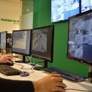 """Videovigilancia: el municipio busca una comunicación """"más fluida"""" con la policía en monitoreo"""