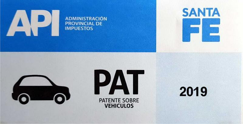 Entrega de sexta cuota de patentes