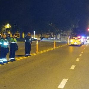 Año nuevo sin accidentes: otro operativo municipal exitoso en el tránsito de la ciudad