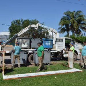 El gobierno municipal impulsa medidas para evitar eldesorden de residuos en los barrios