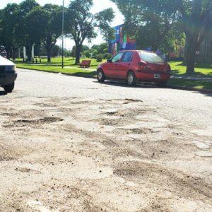 El Gobierno Municipal lanzó licitación para reparar avenidas descuidadas en los últimos años