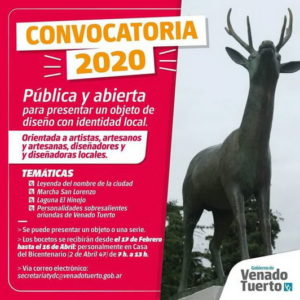 Convocatoria 2020: diseño con identidad local