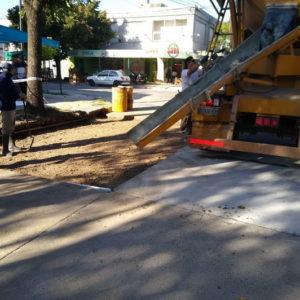 Tareas de la Dirección de Obras Públicas y Privadas