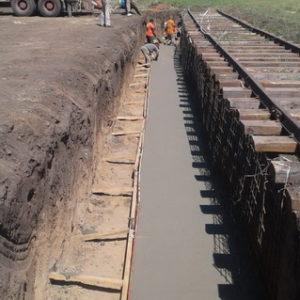 El municipio traerá piedra caliza por ferrocarril, con una considerable reducción de costos
