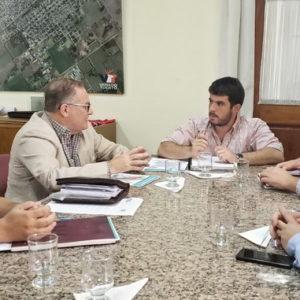 Milardovich destacó el trabajo conjunto con la provincia en seguridad