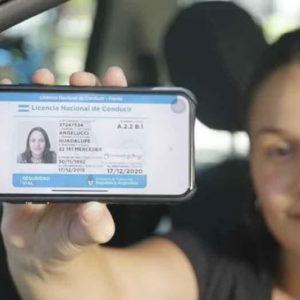 Información sobre emisión de licencias de conducir