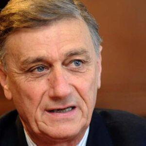 El municipio decretó duelo por el fallecimiento del exgobernador Hermes Binner