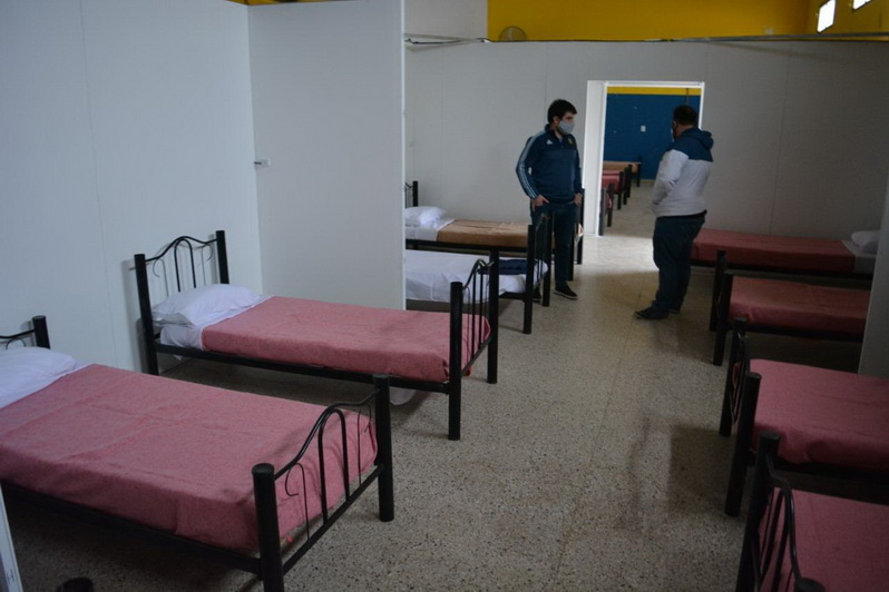 Venado Tuerto fortalece la prevención de Covid-19 con testeos municipales y centros de aislamiento