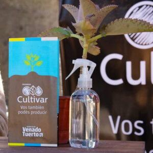 Con entrega de kits de semillas se inició «Cultivar», la iniciativa municipal que ayuda a los vecinos a producir huertas