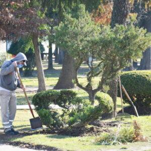 El municipio redobla esfuerzos para recuperar espacios públicos y optimizar su mantenimiento