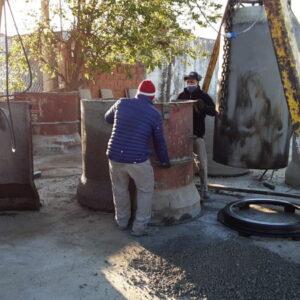 La ciudad inicia la primavera con distintos trabajos y obras en los barrios