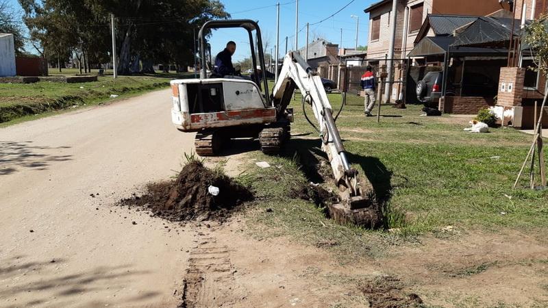 Arranque de semana con variada actividad en la Secretaría de Obras y Servicios Públicos
