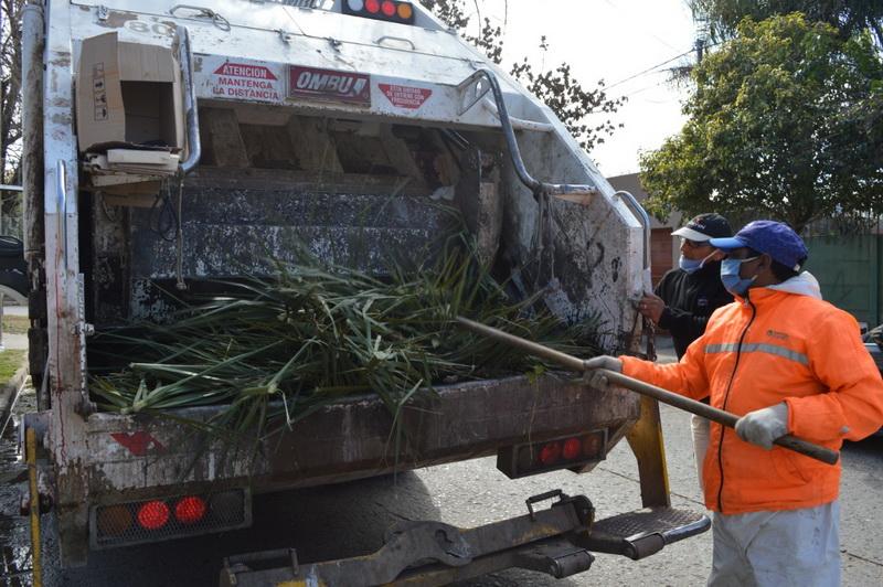 La Secretaría de Obras y Servicios Públicos sigue sumando mejoras a la ciudad
