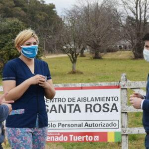 Fuerte trabajo del municipio y centros de salud de la ciudad para atender a los pacientes de Covid