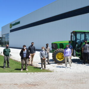 Más oportunidades: Ya está en marcha en nuestra ciudad la escuela de tractoristas