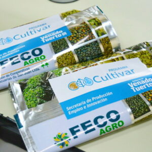 El programa Cultivar municipal ya entregó más de mil kits de semillas