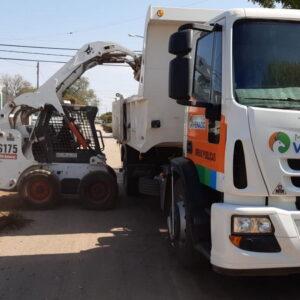 Tareas de mantenimiento y servicios para lograr una ciudad más limpia