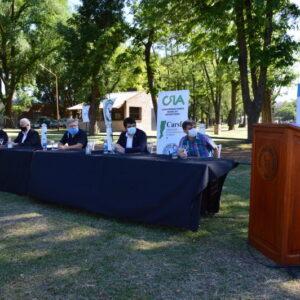 Sociedad Rural y gobierno de Venado Tuerto presentaron Expovenado Digital 20.20