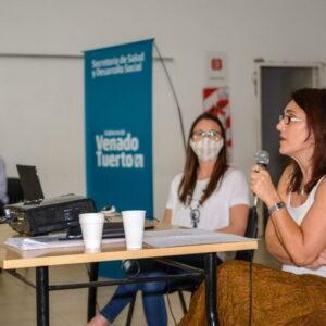 Convocadas por el municipio, se reunieron las organizaciones locales que tratan el consumo problemático de sustancias