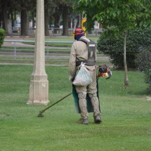 El municipio venadense avanza con la puesta a punto y mantenimiento de los espacios públicos