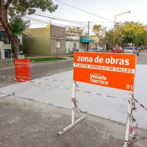 El municipio venadense sigue adelante con su plan de recuperar las calles de la ciudad