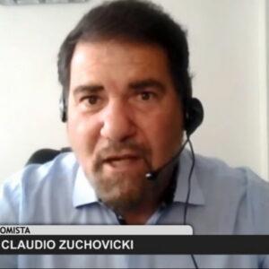 Claudio Zuchovicki jerarquizó Expovenado Digital 20.20 con su panel sobre la economía que viene