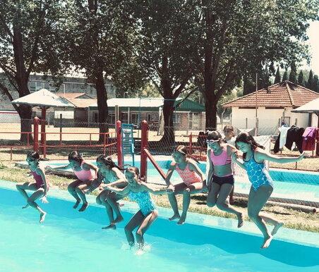 Amplia agenda de actividades físicas para los más jóvenes