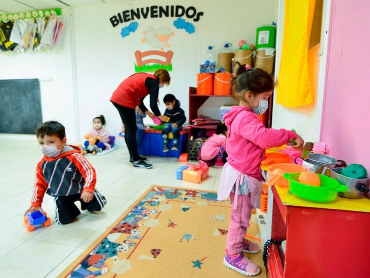 El municipio ultima los preparativos para el inicio del ciclo 2021 en los jardines maternales