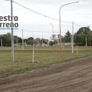 Exitoso programa: cerró la etapa de inscripción terrenos municipales con 4.734 anotados