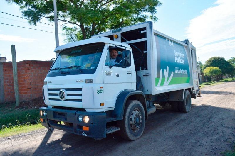 El Municipio renueva su flota de vehículos con una importante inversión para seguir mejorando los servicios públicos