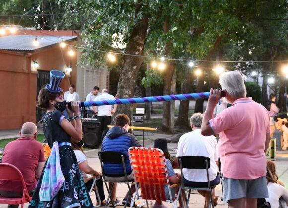 El municipio a través de sus propuestas culturales y recreativas quiere reconquistar los espacios públicos