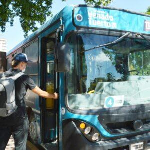 El Municipio y los institutos de estudios terciarios trabajan juntos para garantizar el transporte urbano a los alumnos