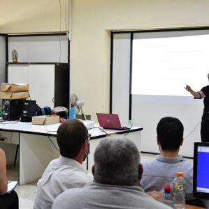 El Municipio continúa con su plan de capacitación y formación permanente del personal