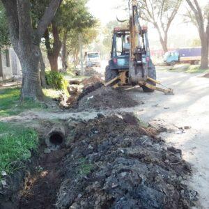 El Municipio intensifica las labores de mantenimiento y limpieza de desagües