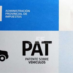 Boletas disponibles de Patentes 2021