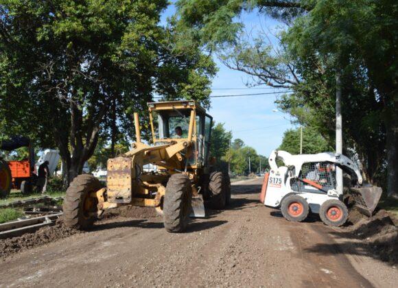 Más esfuerzos del Municipio para mantener las calles en condiciones