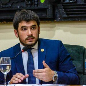 Chiarella confirmó que el sorteo de los terrenos municipales será el viernes 19 de marzo en el Prado de María