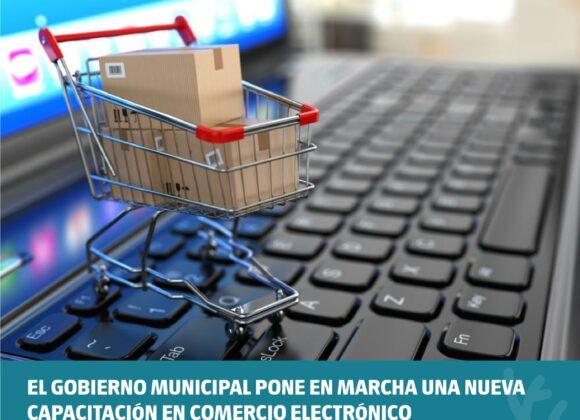 El Gobierno municipal pone en marcha una nueva capacitación en comercio electrónico