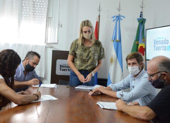 Trabajo del Municipio con el Centro Regional para gestionar acceso a créditos productivos