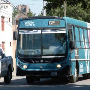 El Municipio solicita a los automovilistas que respeten los espacios destinados a paradas del TUP