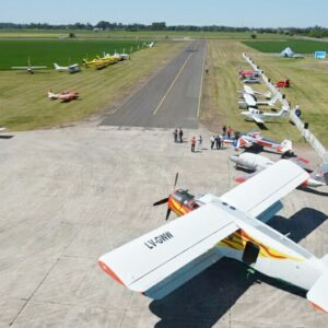 El Gobierno de la ciudad avanzará con un plan de obras para mejorar el Aeródromo Municipal