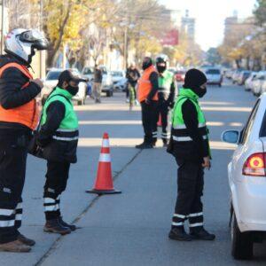 Prevención en la ciudad: aumentan los operativos para reducir la velocidad en zonas de alto tránsito