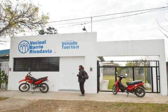 Para fortalecer la presencia en los barrios, el Gobierno Municipal impulsó la recuperación del estado de las vecinales