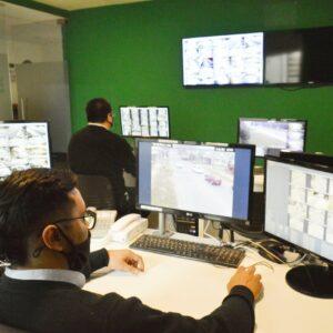 Comienza el curso de capacitación para el personal de la Central de Monitoreo