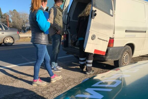 Más prevención: operativo municipal y de fuerzas de seguridad para controlar el transporte de los alimentos que ingresan a la ciudad