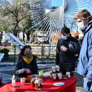 """Más ferias municipales: nueva edición de """"Venite al Parque"""" con horticultores, emprendedores y recolección de residuos electrónicos"""