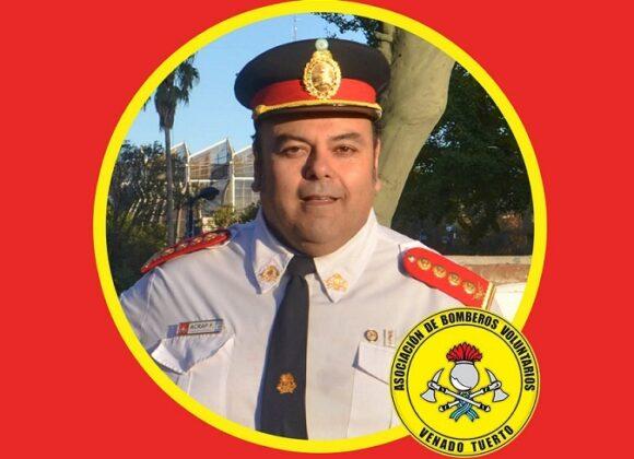 Reconocimiento al comandante general Francisco Acrap